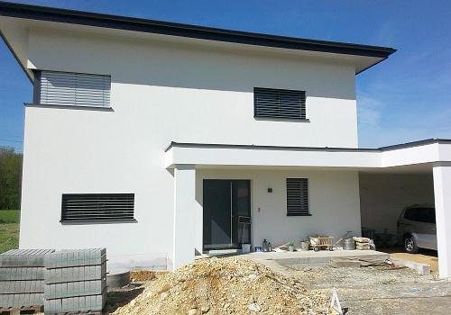 Neubau topf sternbauer gmbh for Fenster neubau